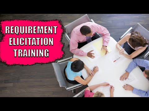 8 - Introduction to Business Requirements Elicitation Part ... - YouTube