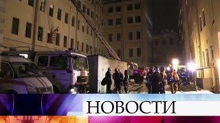 Власти Санкт-Петербурга выяснили причину обрушения одного из корпусов Университета ИТМО.