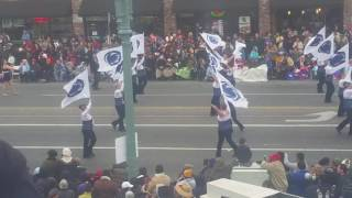 Penn State Marching Band - Tournament of Roses Parade - Jan 2, 2017