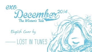 EXO - December, 2014 (The Winter's Tale) [English Cover]