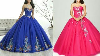 GORGEOUS BALL GOWNS COLLECTION || PROM DRESSES || EVENING DRESSES || WEDDING STYLE