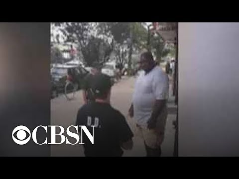 Feds won't charge NYC officer in Eric Garner chokehold death