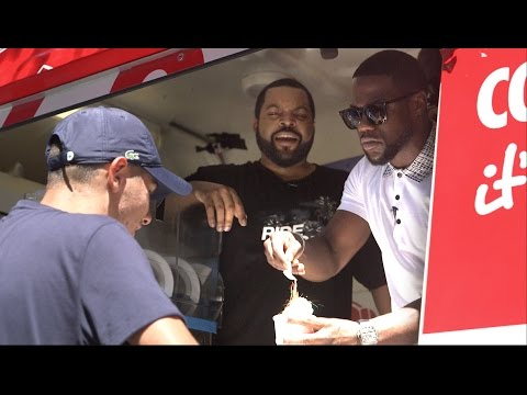 Download Ice Cube & Kevin Hart Hijack Nova's Ice Cream Van HD Mp4 3GP Video and MP3
