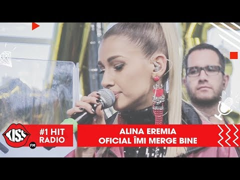 Alina Eremia – Oficial imi merge bine [Cover] Video