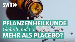 Die Tricks mit Globuli und Co.: Das Geschäft mit der Homöopathie   Marktcheck SWR