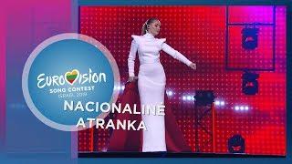 """Dagna - """"The Rush"""" - Nacionalinė Eurovizijos atranka"""
