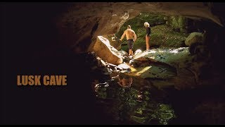 preview picture of video 'Lusk Cave'