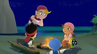 Джейк и пираты Нетландии - Сказки джина-пирата - Серия 4 Сезон 3