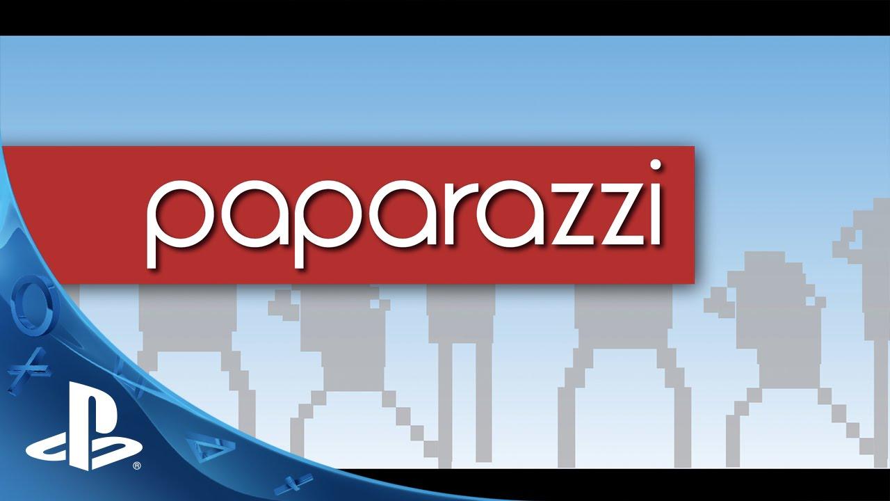 Lançam Paparazzi: Multiplayer de ação frenética no PS4