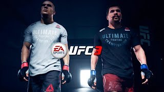 EA SPORTS UFC 3 T.2#6 | RIVAL :TOM BREESE - COMBATE INTENSO