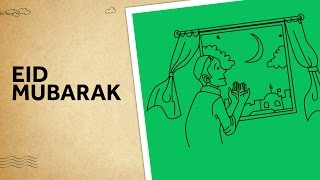EID MUBARAK   Truth and Reason of Eid al-Fitr