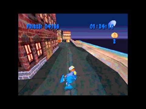 X-bladez : Inline Skater Playstation