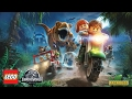 LEGO Jurassic World & Jurassic Park All Cutscenes Full Movie