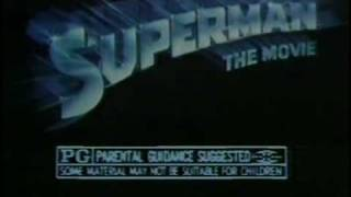 Trailer of Superman (1978)