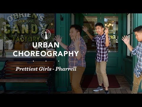 Urban Choreography | Prettiest Girls - Pharrell Williams