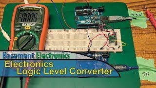 Electronics   Logic Level Converter