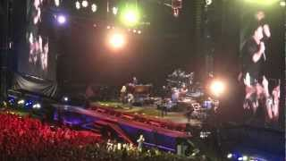 Bruce Springsteen - Waiting on a sunny day Live Vienna 12.Juli 2012