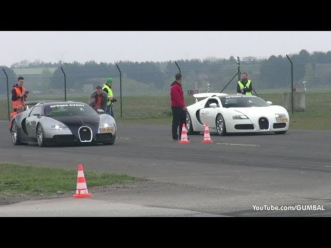 Bugatti Veyron W/ Mansory Exhaust Vs Bugatti Veyron Grand Sport Mp3