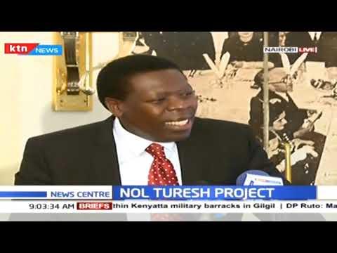How Eugene Wamalwa once launched a