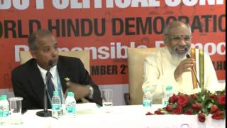 Hindu Political Conference @ WHC 2014_Session 3