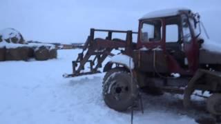"""Самодельный трактор """"Покемон""""ремонт ч.2"""