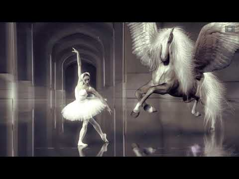 🎆 Beautiful Living pictures - №1🎆Fantasy Music Animation with particles and light