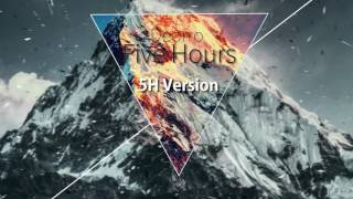 """Deorro - Five Hours (""""REAL NON-STOP"""" 5 HOURS VERSION) (1080P FHD)"""