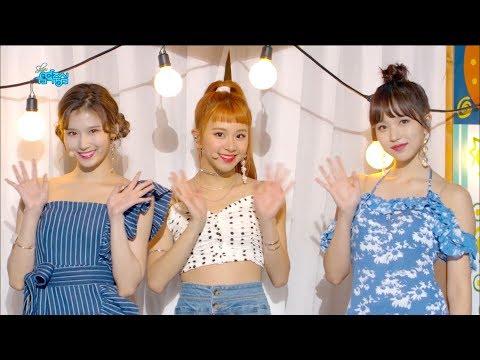 TWICE - Dance the Night Away [Show! Music Core Ep 596]