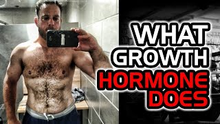 Weight Loss Wednesday Week 7 What Does Growth Hormone Do In Our Bodies?