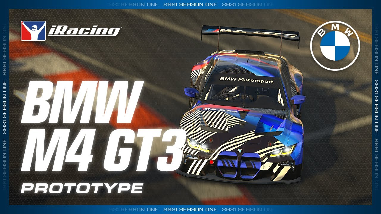 iRacing: Pre-release BMW M4 GT3 available now