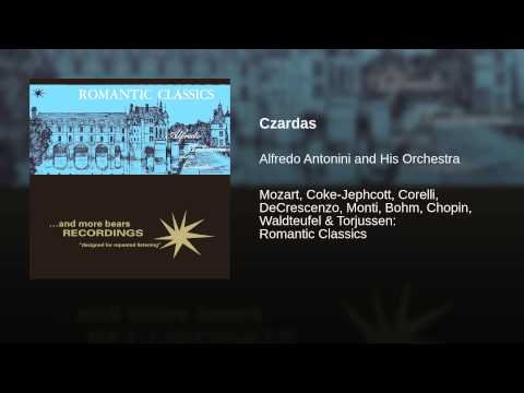 Czardas (Song) by Alfredo Antonini and His Orchestra