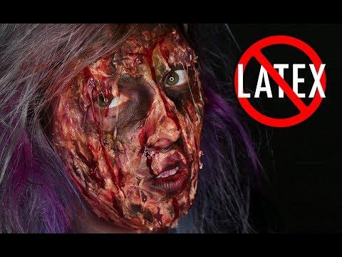 Roztékající se Zombie BEZ LATEXU!