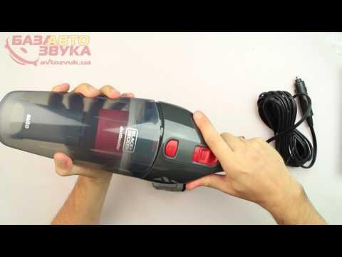 Black & Decker NV1210AV Autó porszívó - 7000 Ft - (meghosszabbítva: 2783432660) - Vatera.hu Kép