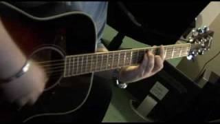 """""""Down We Fall"""" - Acoustic Guitar Cover"""