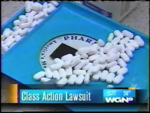 Bextra - WGN News - April 11, 2005 Video Image