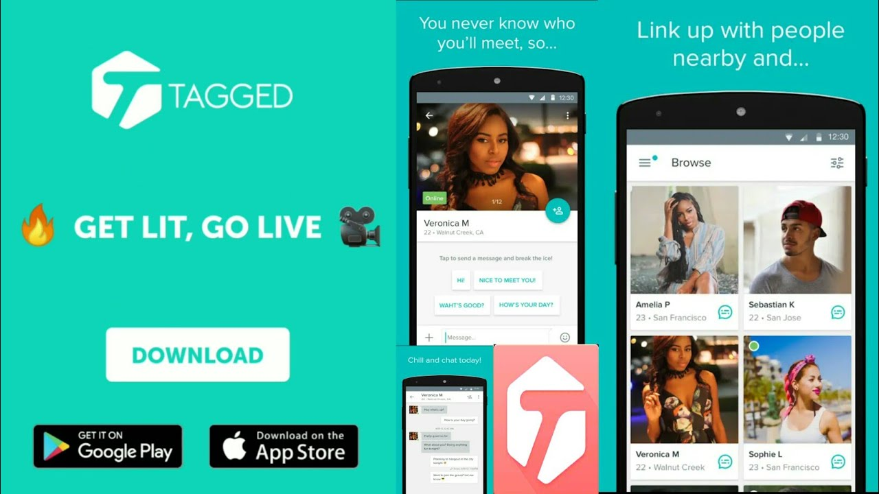 Download app tagged Tagged Apps