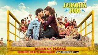 Making of Jabariya Jodi Poster Shoot  Sidhart Malhotra, Parineeti Chopra   2nd August 2019