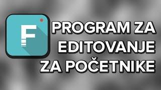 Filmora - program za editovanje za pocetnike