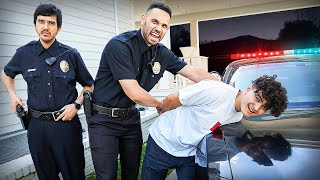I Challenged Actual POLICE to Hide and Seek!