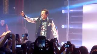 Austin Mahone- Loving You is Easy- Detroit 3/2/14
