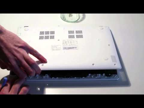 Acer Aspire V3-371 HDD and Memory Upgrade Guide