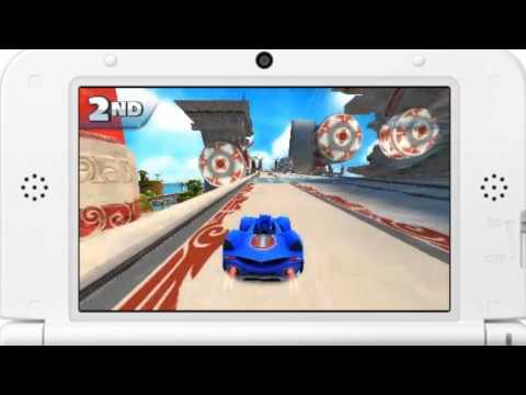 Sonic Racing 2
