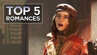 Fallout 4 - Top 5 Romances
