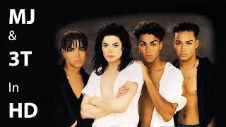 3T & MJ - I Need You | HD Special Version