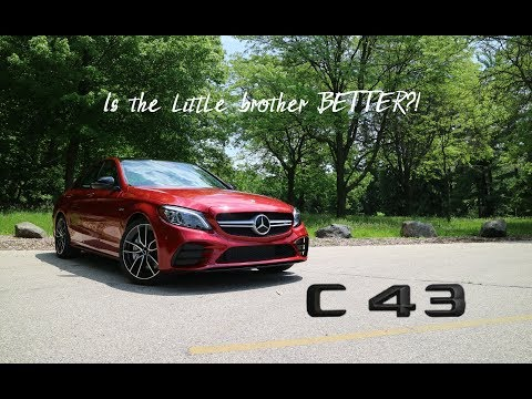 FAST 5 | 2019 Mercedes AMG C 43 - Look out Big Brother
