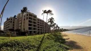 preview picture of video 'Sugar Beach Resort Vacation Condos on Maui - Video Tour'