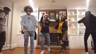 Ayo & Teo + Gang | JuiceWrld   Armed & Dangerous (Dance Video) Merry Christmas! 🎄