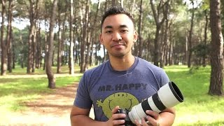 Sony 70-200mm F4 G series FE Lens Review   John Sison