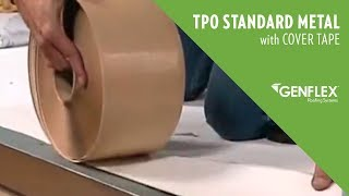 TPO Standard Metal w Cover Tape