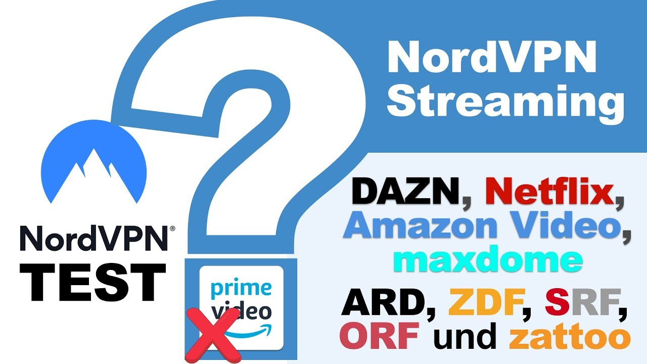 Video Live-Test: Streaming mit NordVPN – bei welchen Videoportalen funktioniert es? 11